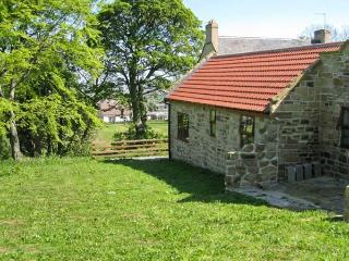 THE CALF HOUSE, pet friendly, country holiday cottage, with a garden in Lingdale