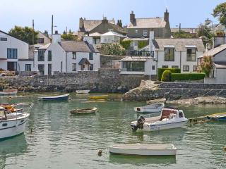 THALASSA, pet friendly, luxury holiday cottage, with a garden in Cemaes Bay, Isle Of Anglesey, Ref 8726