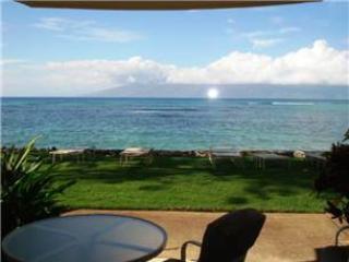 Kahana  Reef - 1BR Condo #117, Napili-Honokowai