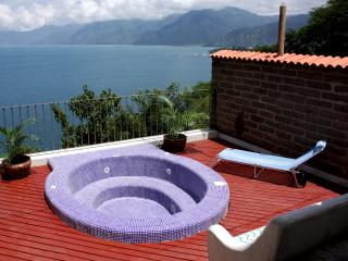 2 Luxurious Villas Perched Above Lake Atitlan