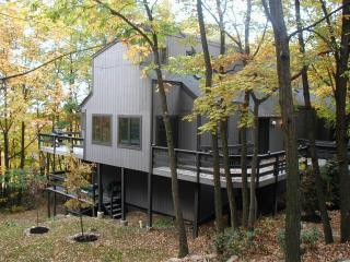 Camelback Mountain Slopeside Home, Tannersville