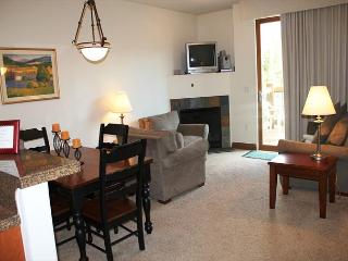 Awesome two bedroom Condo w/Elevator, Shuttle, Fireplace, Common Hot Tub, Breckenridge