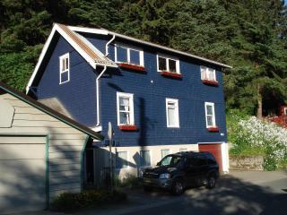 Juneau Rainforest Cottage