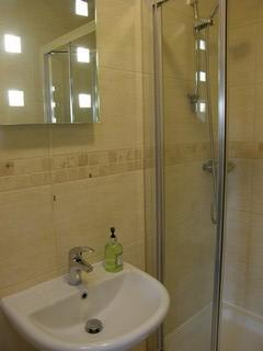 Apartment 3 Ensuite Shower