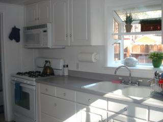 kitchen / with garden window