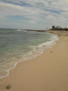 Xaac Beach - the private residential beach at Grand Sirenis
