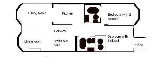 Tudor Floor Plan