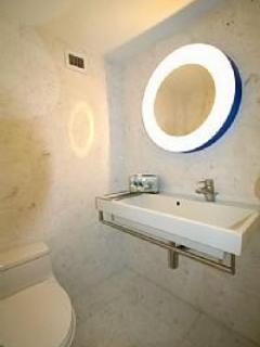 Marble Half Bath