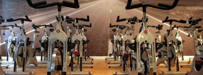 Soul Cycle at Fitness Center