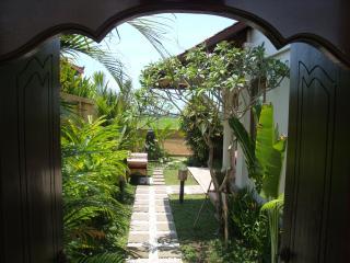 Entrance to Villa Padi karo