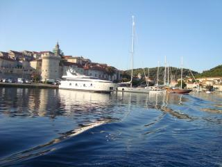 Charming stone house in the centre of town Korcula