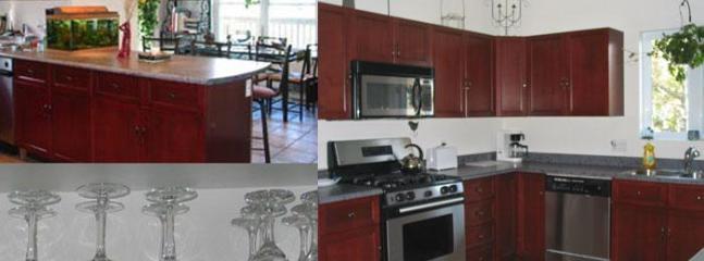 Kitchen Area on 2nd Floor