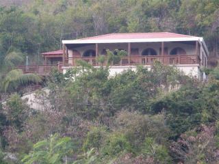 Mill Ridge - Coral Bay, Estate Carolina, USVI Villa with Harbor View, Private Pool close to Restaurants and Shops