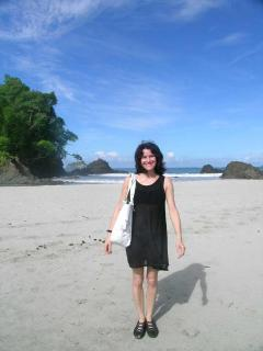 Greetings from Manuel Antonio!