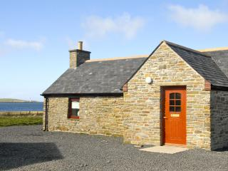 Buxa Farm Croft House in Orphir on the waterfront