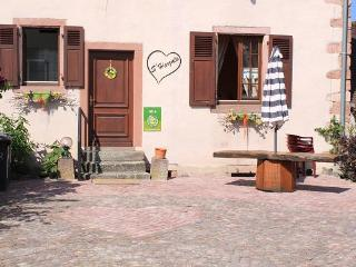 Harzala - Charming holiday rental in Alsace