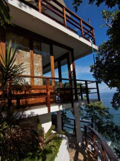 Casa Mirador's beautiful architecture