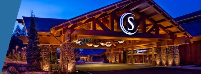 Snoqualmie Casino - 6 Miles Away