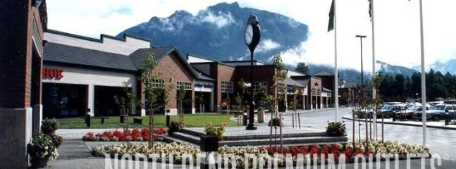 Shopping at the North Bend Premium Outlets - 3 Miles Away