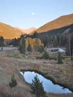 Keystone is so beautiful in the late summer and fall too!