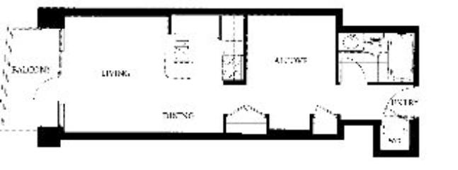 Urban Suite Floor Plan
