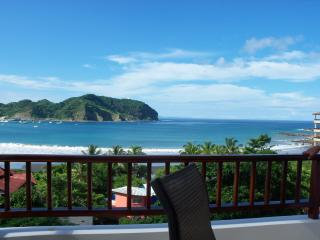 RIGHT ON THE BEACH - Luxury Condo 5th Floor Views, San Juan del Sur