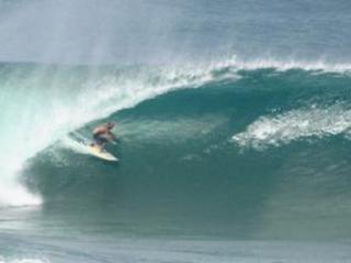 Coger la ola perfecta - Popoyo