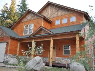 Plenty of room for everyone in this large mountain style home.