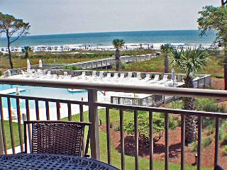 Ocean One 319 - Oceanfront 3rd Floor Condo, Hilton Head
