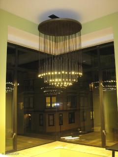 corner LED fixture