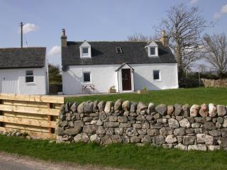 2 bed self catering cottage in Scottish Highlands, Ardgay