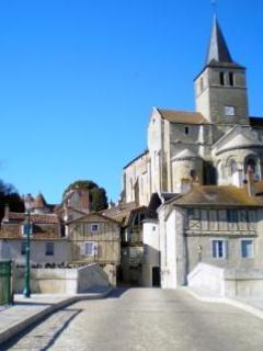 Montmorillon - The Old Bridge to the City of Writers