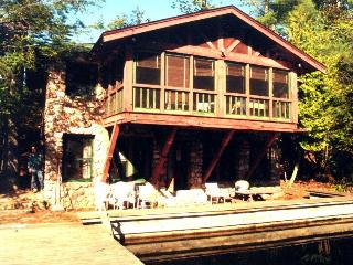 The Stone House: A Quiet Lakefront Respite, Star Lake