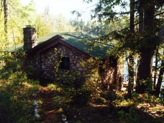 The Stone House: A Quiet Lakefront Respite