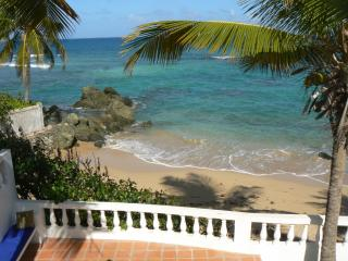 Los Cocos Beachfront Cottage, prime location!