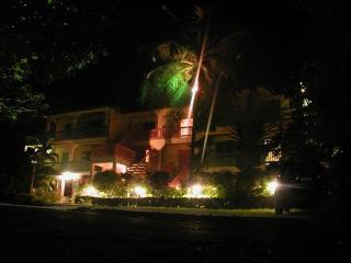 Mongoose Apartments - night view