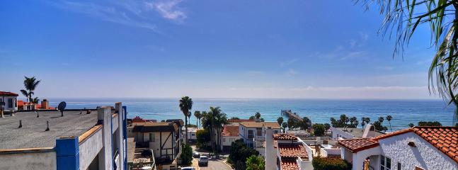 View from the roof top deck. There is actually so much more to see looking toward the Dana Point direction too!