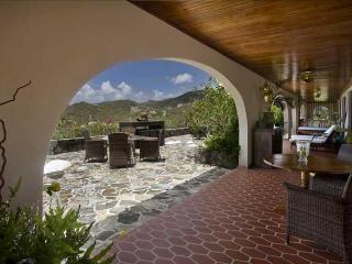 Allamanda Estate at Little Mountain Estate, Tortola - Ocean View, Pool