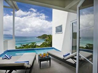 Refuge at Brewers Bay, Tortola - Ocean View, Pool, Central Air-Conditioning