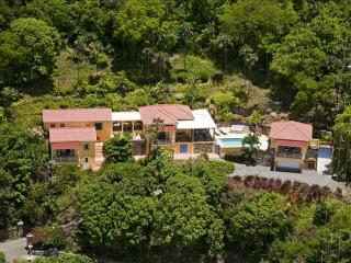Tara at Belmont, Tortola - Ocean View, Pool, Secluded
