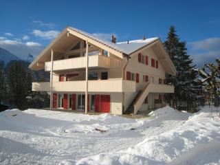 Wonderful Swiss Mountain Chalet Apartment, Wengen