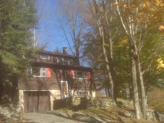 LAKE WALLENPAUPACK COTTAGE W/KAYAKS,WIFI,A/C,CONVENIENT BOAT SLIP,GREAT VIEWS!