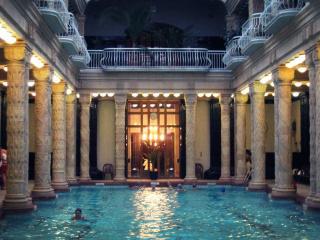 Luxury Central Flat,2 Terraces,Concierge, Aircon