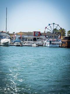 Famous Balboa fun zone