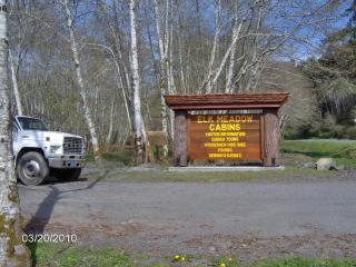 Entrance to Elk Meadow