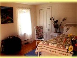 Lit chambre à coucher avec antique pleine taille