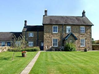 MANIFOLD FARMHOUSE, pet friendly, character holiday cottage, with a garden in