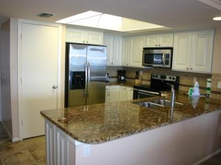 New Kitchen  with Stainless Steel Appl. and Granite Counter Tops