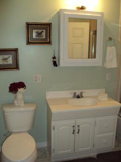 master bath main floor