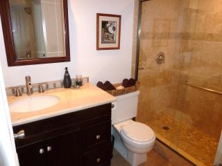 bathroom w/shower only